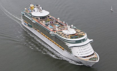 Independence of the Seas arrives in Southampton