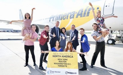 Primera Air takes off for New York