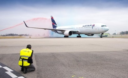 LATAM touches down in Portuguese capital Lisbon