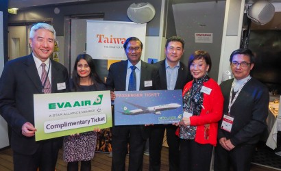 Taiwan Tourism Bureau celebrates in London