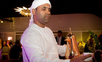 Emirates Palace welcomes Ramadan Tent 2017