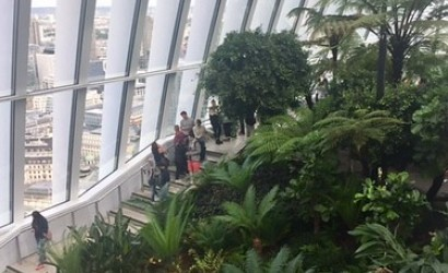 Dubai Tourism comes to London Sky Gardens