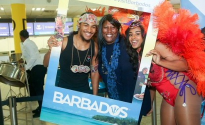 Thomas Cook Airlines takes off for Barbados
