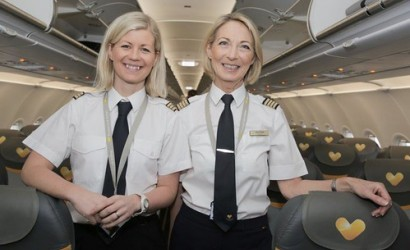 Thomas Cook Airlines supports International Women's Day
