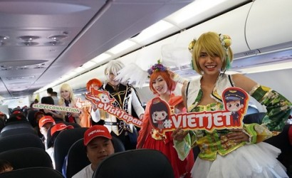Vietjet takes off for Osaka for first time