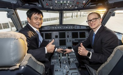 Vietnam Airlines welcomes first Airbus A321neo