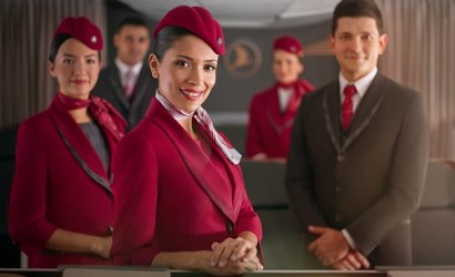 Turkish Airlines rolls out new cabin crew uniforms