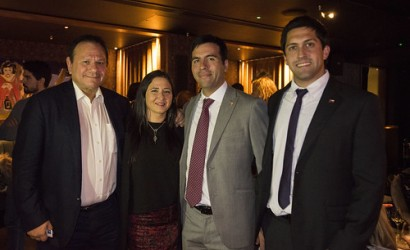 Patagonia Chile welcomes industry leaders to Bulgari London