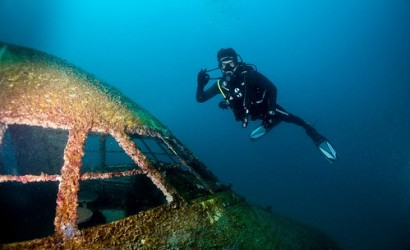 Sunken Boeing 747 becomes centrepiece of Dive Bahrain