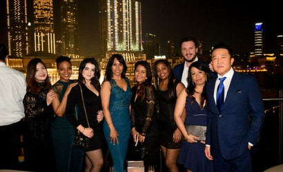 World Spa Awards celebrates at Armani Hotel Dubai