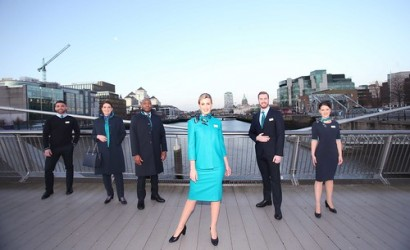 Aer Lingus unveils new cabin crew uniforms
