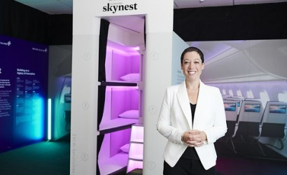 Air New Zealand unveils Economy Skynest bunkbeds