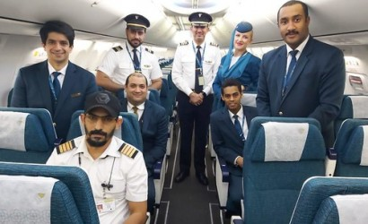 Oman Air welcomes citizens back from Saudi Arabia