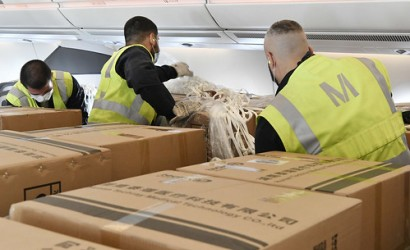 Lufthansa steps up cargo operations in Germany