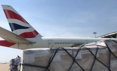 British Airways adds new China cargo flights