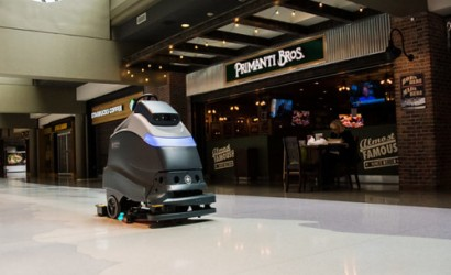 Pittsburgh airport rolls out UV cleaning robots