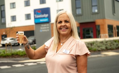 First post-Covid-19 Travelodge opens in UK