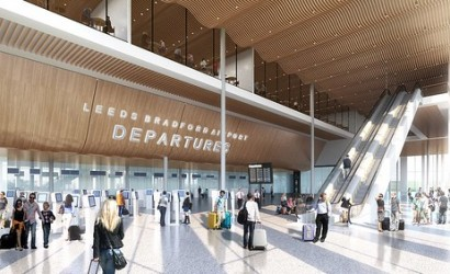Leeds Bradford Airport releases new terminal images