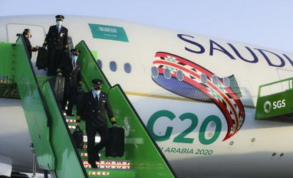Saudi Arabian Airlines celebrates G20 presidency