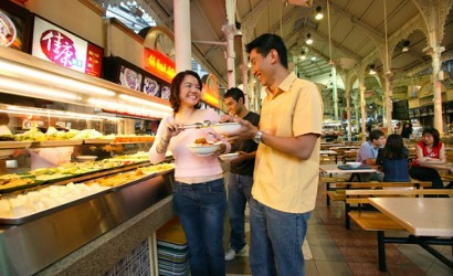 Hawker culture in Singapore recognised by UNESCO