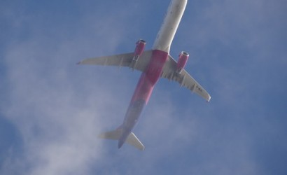 Wizz Air prepares for Cardiff debut with flypast