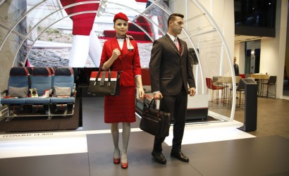Turkish Airlines unveils new uniforms at ITB Berlin