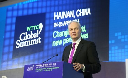 WTTC Global Summit 2014 - Hainan, China