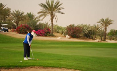 Middle East Golf Classic-2012
