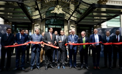 Excelsior Hotel Gallia Opening