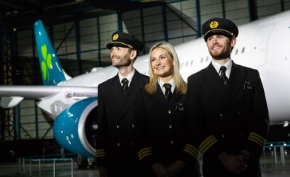 New livery reveals global aspirations for Aer Lingus