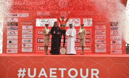 Ras Al Khaimah welcomes UAE Tour to Jebel Jais