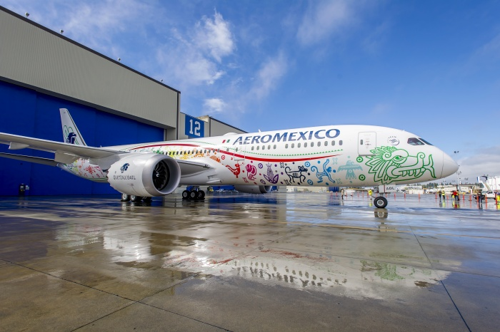 Aeromexico signs partnership with World Travel Awards