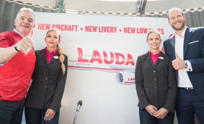 Laudamotion to double fleet following completion of Ryanair acquisition