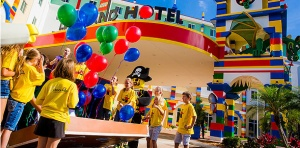 Legoland Hotel opens at Legoland Florida Resort