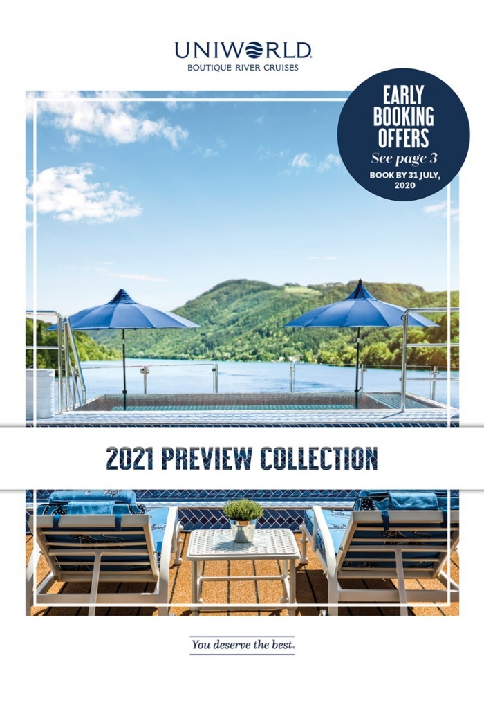 Uniworld turns focus to 2021 with new preview collection
