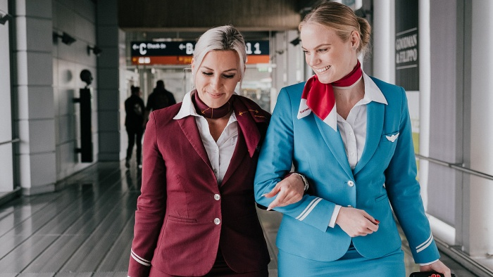 Eurowings unveils new cabin crew uniforms