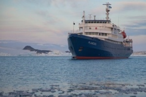 Michel van Gessel introduces Oceanwide Expeditions