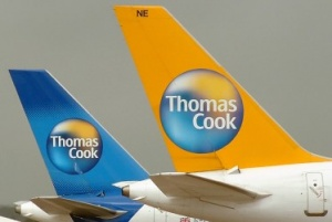 Thomas Cook shares slide as UK profits fall