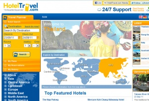 HotelTravel.com chooses RateGain's Channel Management