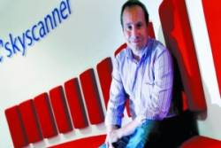 Skyscanner.net's CEO Gareth Williams comments on recent troubles in Egypt