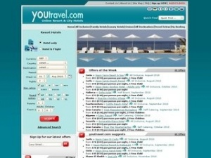 Online travel agency launches