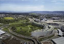 The Circle at Zurich Airport given go ahead