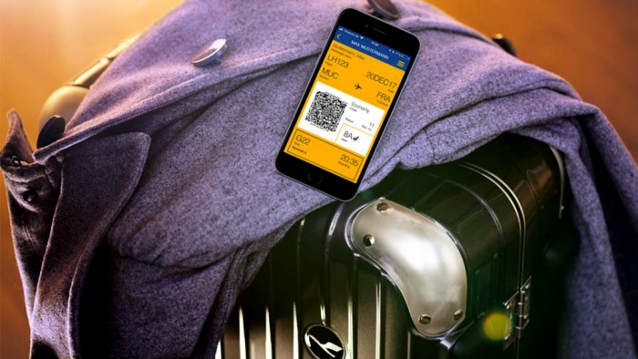 Lufthansa launches automatic check-in for all flights in Europe