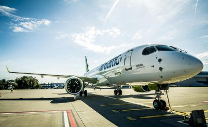 airBaltic to welcome pope Francis to flagship Airbus A220