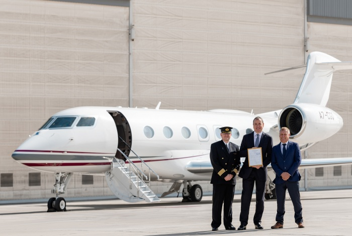 Gulfstream G500 jet joins Qatar Executive fleet