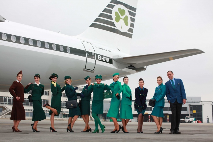 Kennedy to design new Aer Lingus uniform