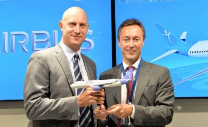 AerCap signs up for 50 A320neo aircraft at Farnborough