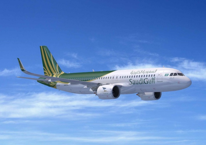 SaudiGulf Airlines places A320neo order with Airbus