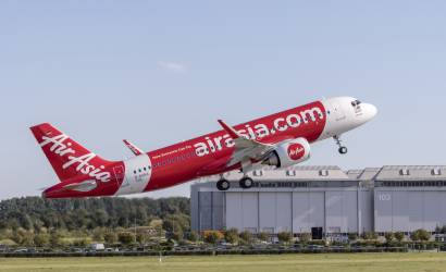 First Tianjin-assembled A320neo delivered to AirAsia