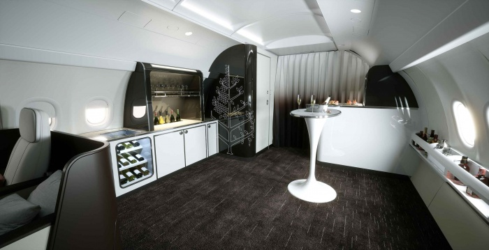 Four Seasons selects Airbus A321LR for new private jet